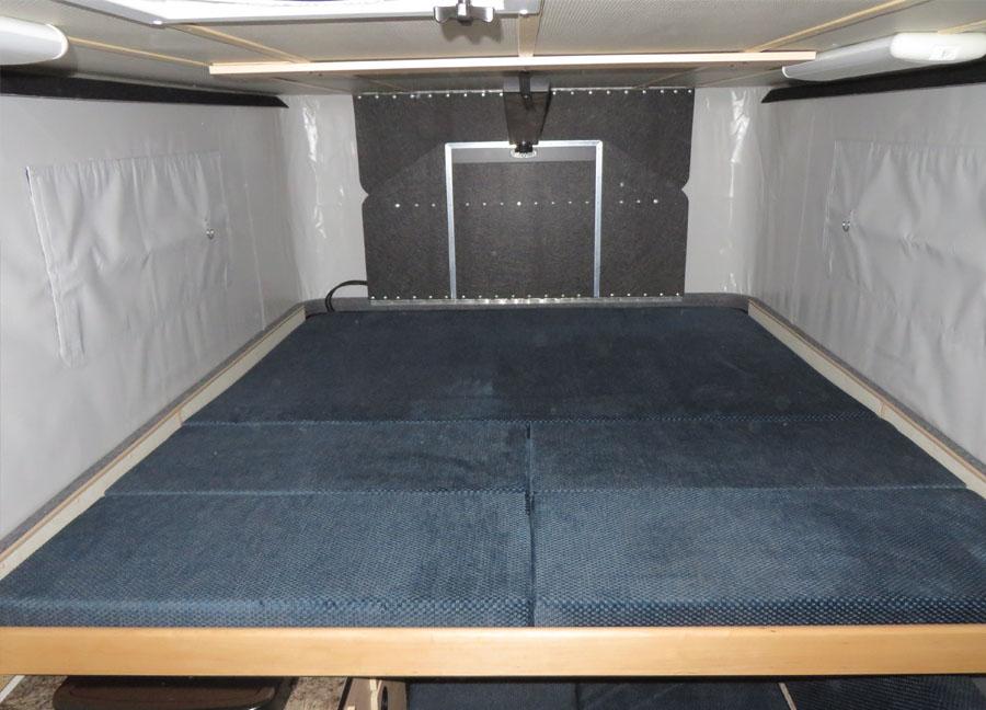 Fleet Pop Up Regular 6 0 Bed Four Wheel Campers Low