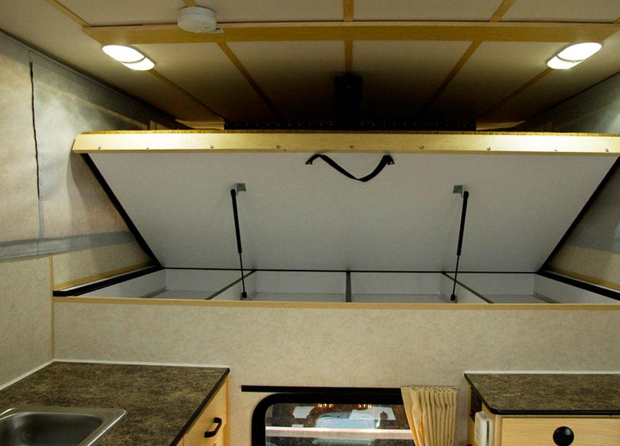 hawk flat bed model  wheel campers  profile